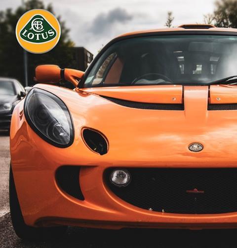 LOTUS CARS – Supply Chain Training